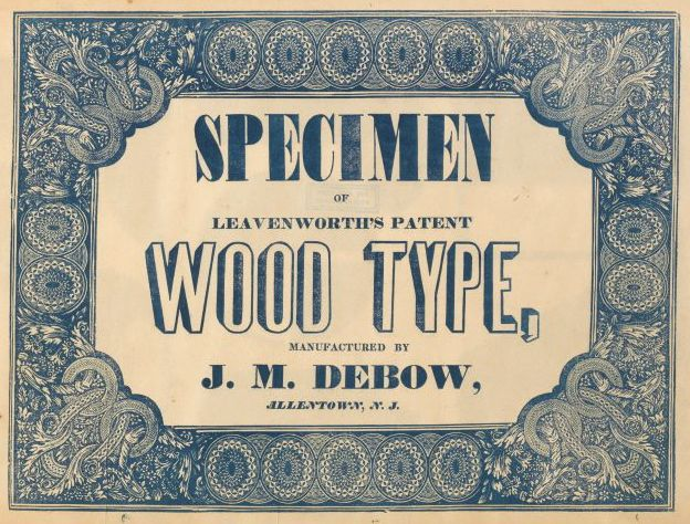 type catalog